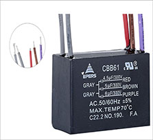 CBB61调速电容